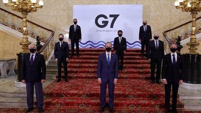 Acuerdo del G7 para reformar sistema fiscal global