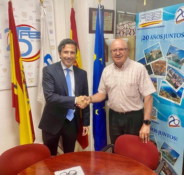 Falcón Abogados y FES firman acuerdo de colaboración en materia de patentes y marcas