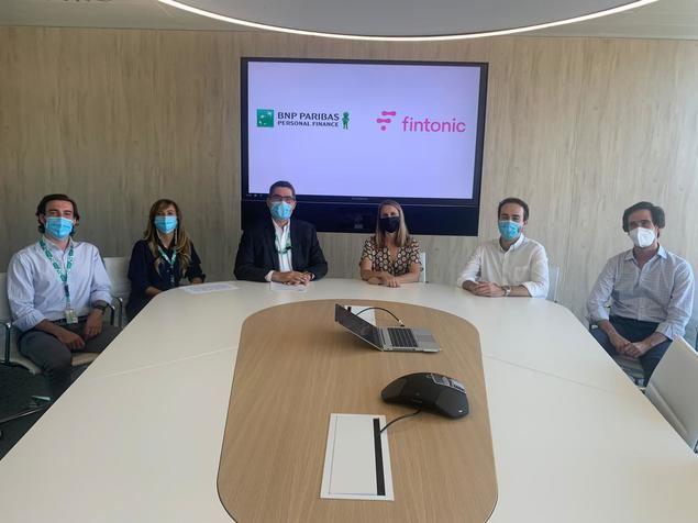 Cetelem se integra en la plataforma de préstamos de Fintonic
