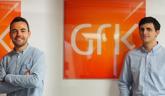 Alejandro Sanz y Pablo Cuesta, nuevos Account Executives en GfK DAM