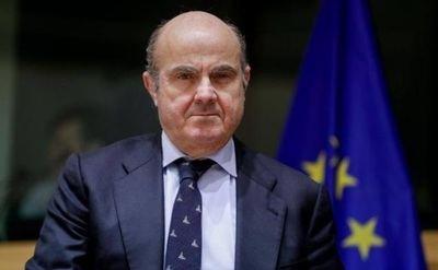 Los mercados se centran hoy en las comparecencias de los miembros del BCE Frank Elderson y Luis de Guindos