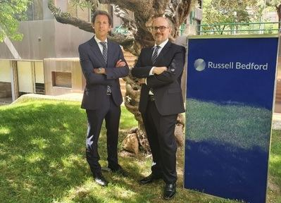 Russell Bedford incorpora a Jesús Andreo para liderar el área de sector público