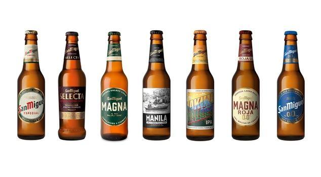 Cervezas San Miguel recibe 14 Estrellas de Oro