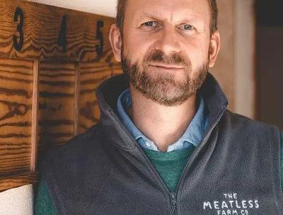 Morten Toft Bech, fundador de Meatless Farm