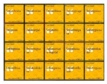 """""""Clorofilesa"""", """"Falsaguesa"""" o """"Veganoguesa"""" entre los 1. 600 nombres propuestos en Buscalesunnombre.com"""