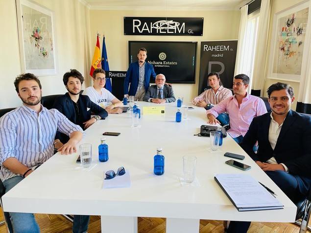 Colaboración entre Nohara Estates Spain y Capriles Capital
