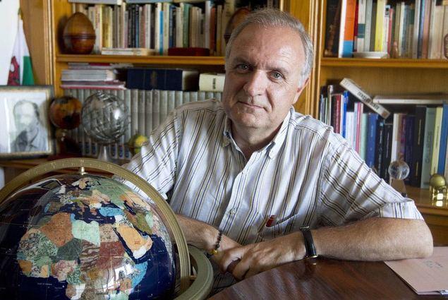 El investigador Xulio Ríos.