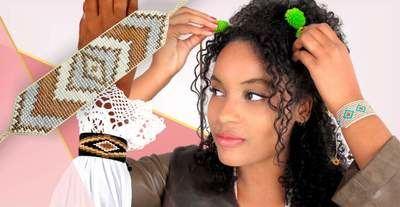 Las pulseras solidarias de Dkary, una fuente de ingresos para mujeres en situación de pobreza