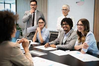 Sistemas de climatización Decke para mejorar el clima laboral en las oficinas