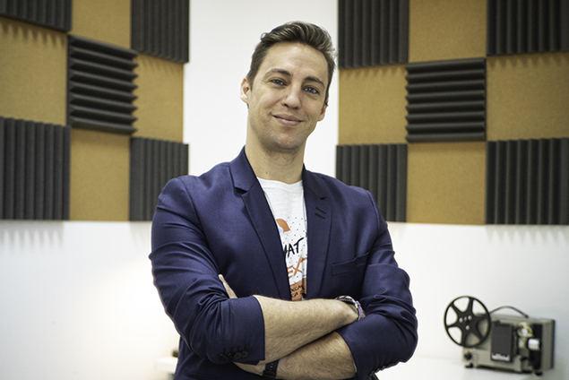 Daniel Collado socio director de Occam Agencia Digital.