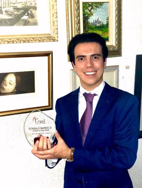 Gonzalo Barceló.