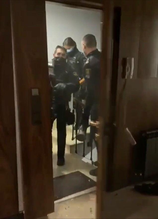 """La """"patada en la puerta"""" de los policías de Marlaska acaba con seis agentes investigados"""
