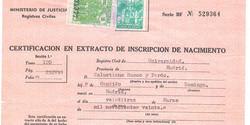 Los 3 tipos de certificados de nacimiento que existen
