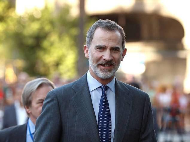 Su Majestad el Rey Felipe VI preside el Comité de Honor de 'ESG Spain 2021: Corporate Sustainability Forum'