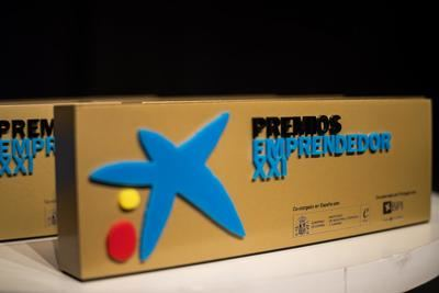 Premios EmprendedorXXI.