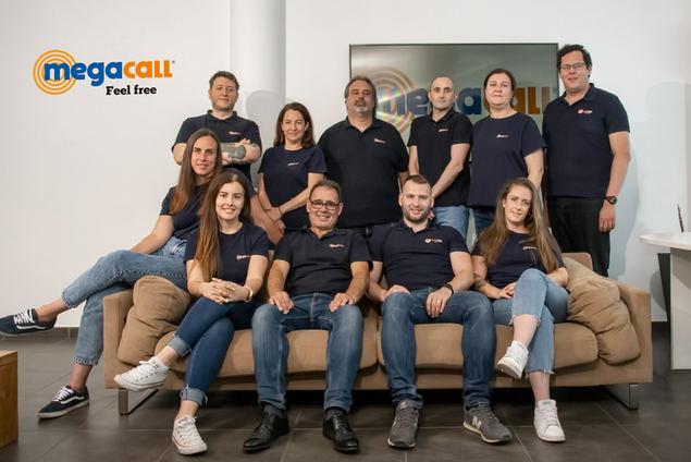 La empresa malagueña de telecomunicaciones Megacall cumple 13 años