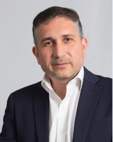 Carlos González, portavoz del área Logística en MVGM.