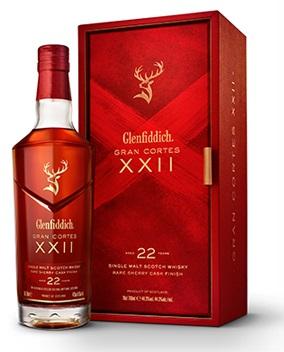Durán subasta cinco botellas de Glenfiddich Gran Cortés, un whisky que no podrá encontrarse en España