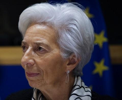 Lagarde hace un llamado de atención sobre cambios em la próxima reunión BCE