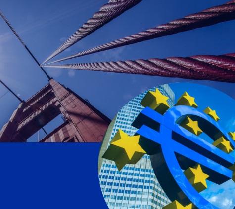 El euro espera al BCE cercano a su punto más débil de 3 meses