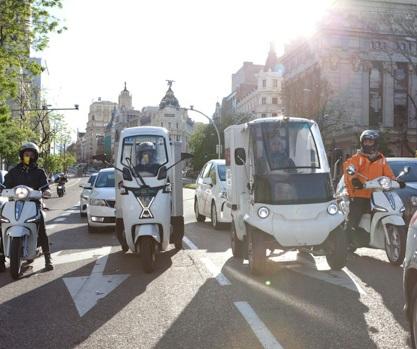 Mox reivindica el correcto cumplimiento de la ley rider en el sector del delivery