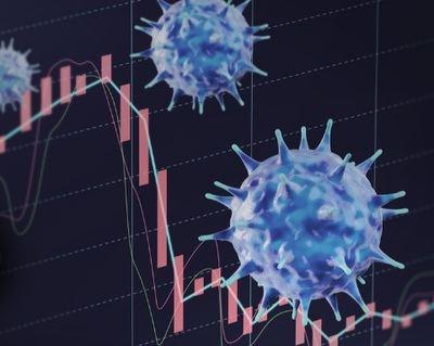 Evolución del virus mantiene bajo estrés a los mercados