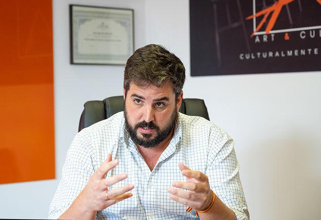 Para Ángel de la Rúa, 'las nuevas tecnologías son el futuro. Aunque, hasta la llegada del 5G que sustituya a las FM, el oyente de radio en España es muy tradicional'.