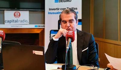 El letrado Juan Ignacio Navas.