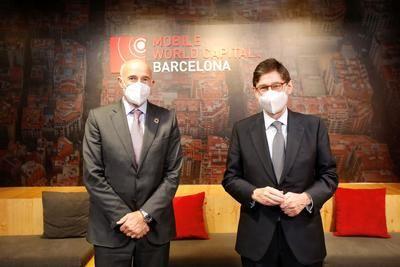 José Ignacio Goirigolzarri se incorpora como representante de CaixaBank en el patronato de Mobile World Capital Barcelona