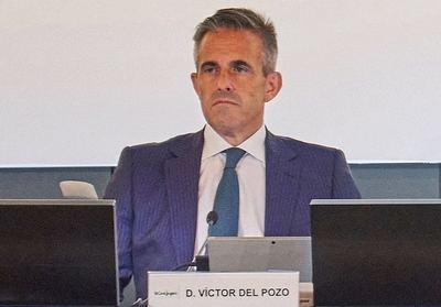 Víctor del Pozo, Consejero Delegado de El Corte Inglés.