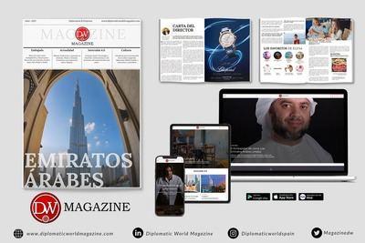 Nace Diplomatic World Magazine: nexo de unión entre Diplomacia y Empresa