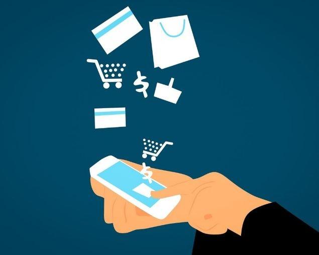 Una de cada dos compras online se realizan a través del móvil