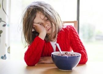 No desayunar aumenta el riesgo de obesidad en niños