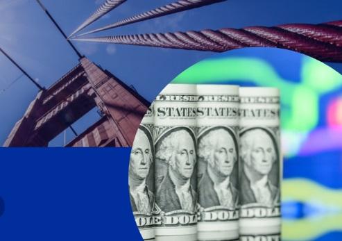 El dólar regresa con fuerza de un fin de semana largo