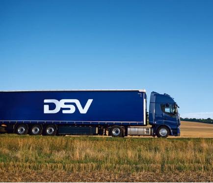 DSV abre una ruta por carretera entre España y Marruecos para la importación y exportación de mercancías a través de su red propia