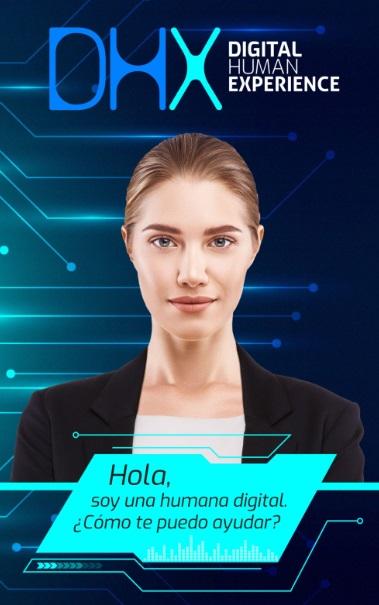 Digital Human Experience revoluciona la experiencia de cliente con los Humanos Digitales
