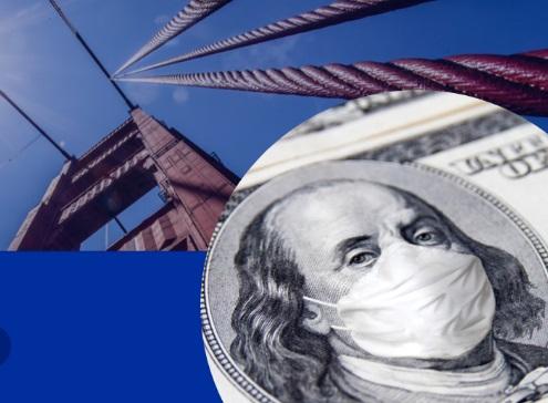 El dólar comienza algo demandado al mantenerse la preocupación por la Covid tras el fin de semana