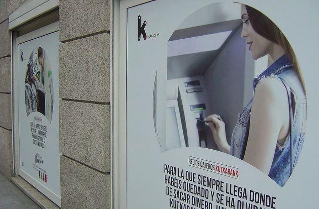 Kutxabank supera la cota de los 20.000 millones de euros en fondos de inversión