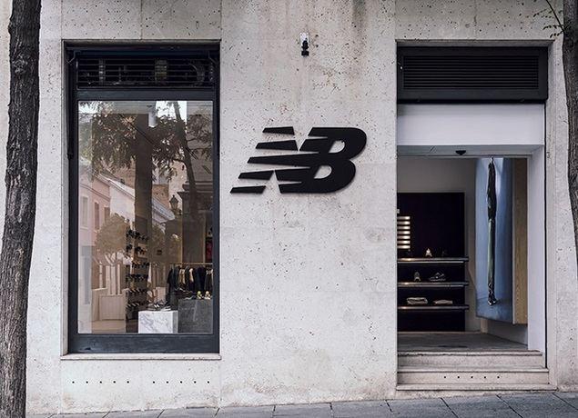 New Balance abre las puertas de su tercera tienda oficial de marca en Madrid