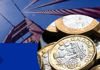 La libra sigue subiendo al situarse la inflación en niveles de 2012