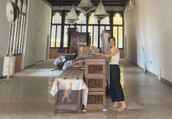 Pilar Dalbat nos muestra la Venecia de Mariano Fortuny y Madrazo