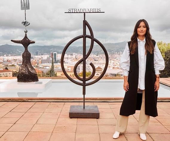 Stradivarius se convierte en una ventana global para artistas emergentes de todo el mundo con Stradivarius Meets Art