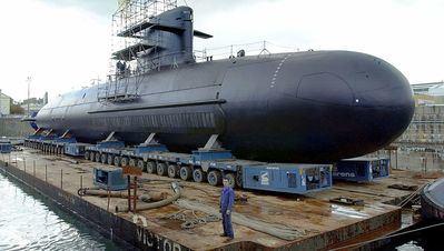 La 'guerra de los submarinos' abierta entre Francia y Australia