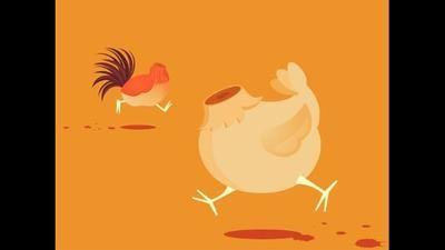 Un pollo descabezado llamado JxCat