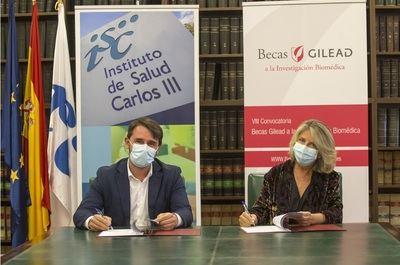 Gilead invertirá un millón de euros en la VIII edición de sus Becas de Investigación Biomédica