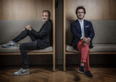 Philippe Corro t& Adrien Nussenbaum