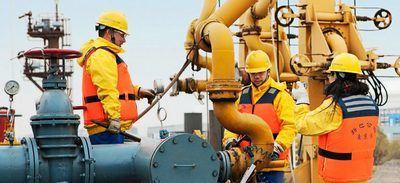 China aumenta un 11,3 % la producción de gas natural