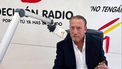 El periodista Javier García Isac es Director de la cadena DECISIÓN RADIO.