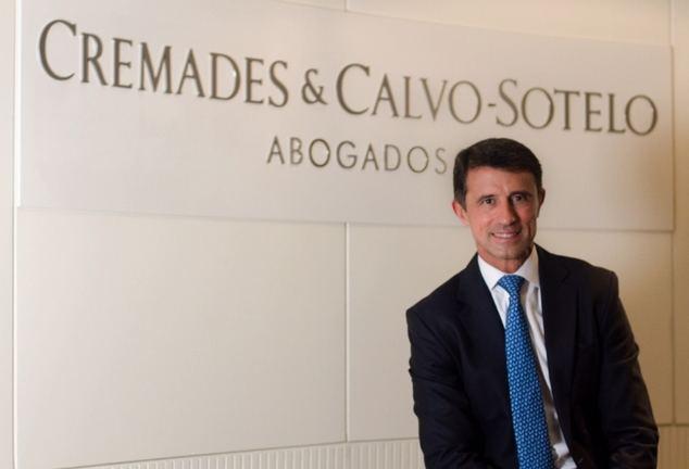 Carlos González Soria, nuevo Socio Director de Cremadres & Calvo Sotelo Abogados.