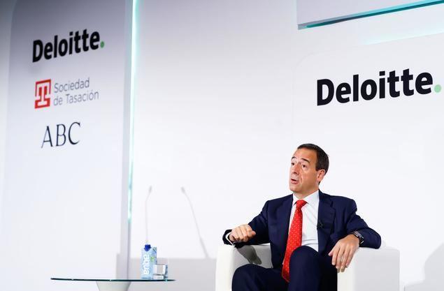 Intervención de Gonzalo Gortázar en el XXVIII Encuentro del Sector Financiero.